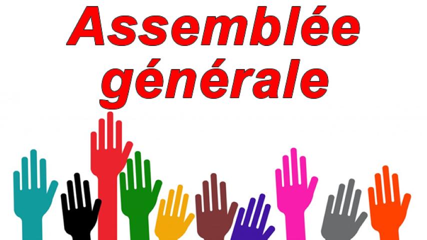 Assemblée générale 27.09.19