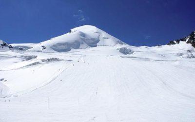 Camp de ski à Saas Fee du 26.12 au 1er janvier
